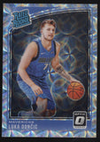 2018-19 Donruss Optic Luka Doncic Rated Rookie Premium Box Set RC /249