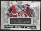 2017-18 UD Upper Deck The Cup Nicklas Lidstrom Championship Etchings /15