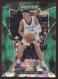 2019-20 Panini Prizm Tyler Herro Prizm Green Cracked Ice RC Rookie /18