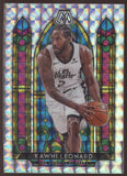 2019-20 Panini Mosaic #8 Kawhi Leonard Prizm Stained Glass SSP