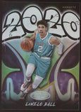 2020-21 Panini Certified #28 LaMelo Ball Hornets Graffiti RC Rookie SP