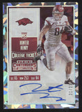 2016 Panini Contenders Hunter Henry Cracked Ice RC Auto Autograph /23