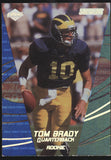 2000 Collector's Edge Supreme #176 Tom Brady RC Rookie /2000 EX-EX-MT