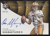 2016 Panini Limited Dan Majkowski Packers Team Trademark Auto 24/35
