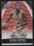2015 Panini National Convention Kyrie Irving VIP Red Wave Auto Autograph /5