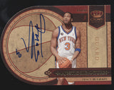 2009-10 Panini Crown Royale Tracy McGrady Majestic Die-Cut Auto /25