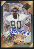 2003 Topps Hall of Fame James Lofton Packed Pulled Auto Autograph
