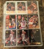 300+ Card Grant Hill Insert Lot- Hoops Fleer Topps Upper Deck