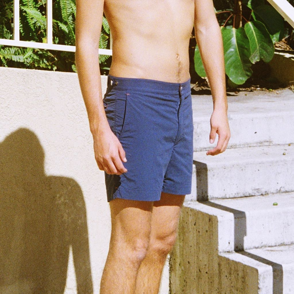 How To Spot Well-Made Swim Shorts