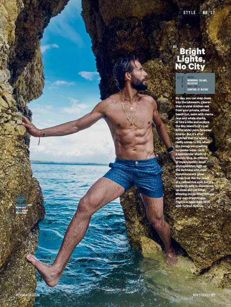 Men's Health UK x Mocha Salt