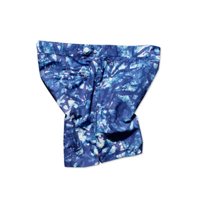 Huck 5 Bamboo Indigo tailored swim shorts