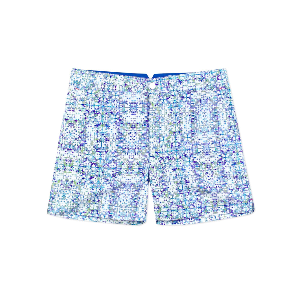 Huck 5 Persian Blue swim shorts