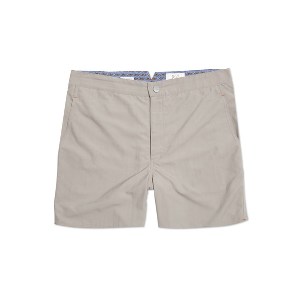 Huck 5 Stone swim shorts