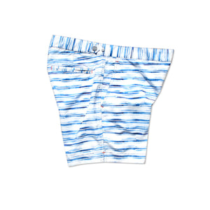 Huck 5 Jagged Edge tailored swim shorts
