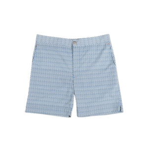 Indy Undertow Blue swim shorts
