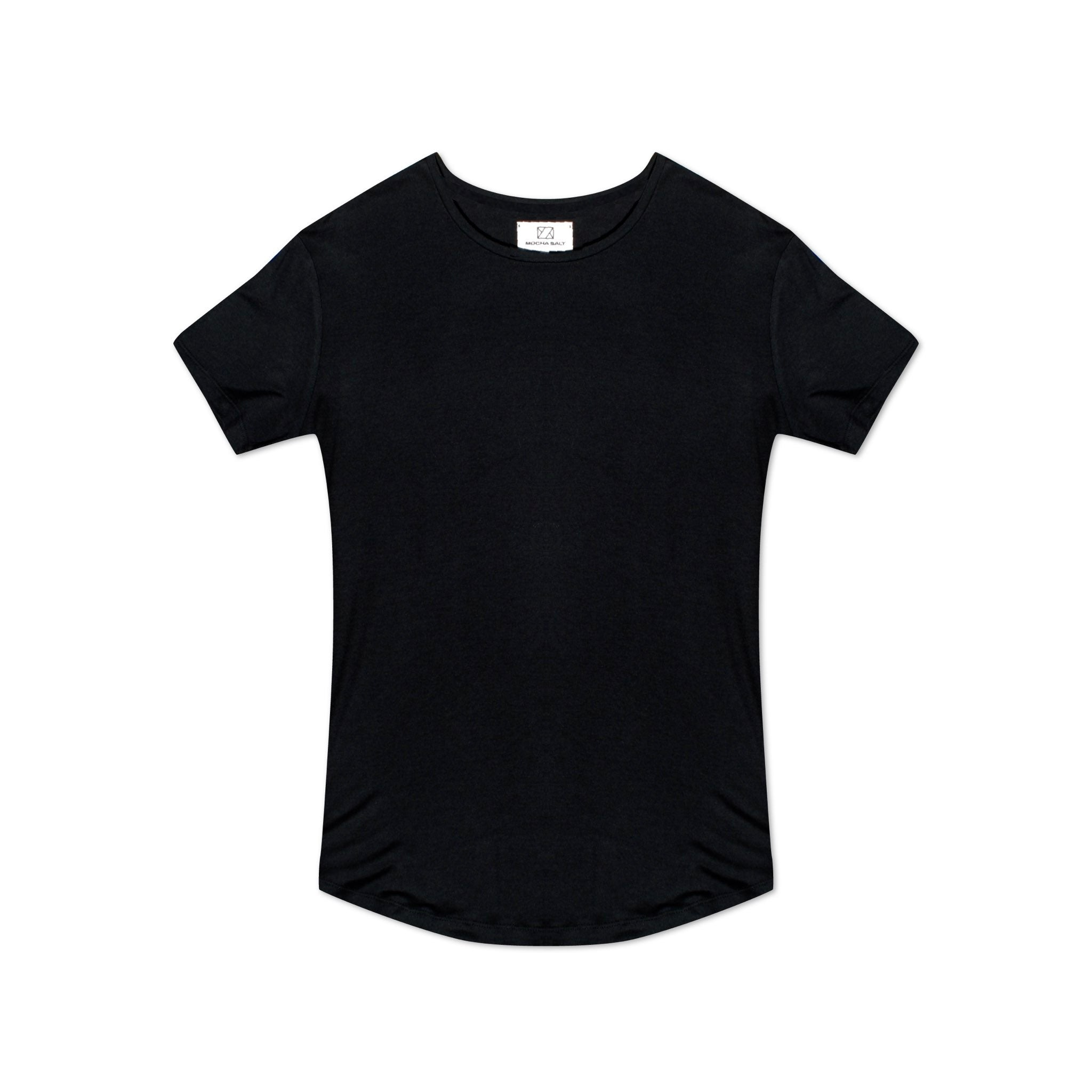 Crew Neck T-shirt Black
