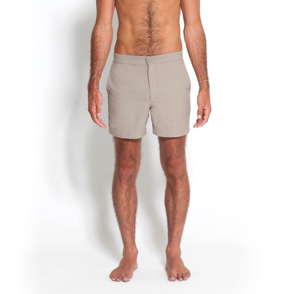 Huck 5 swim shorts front