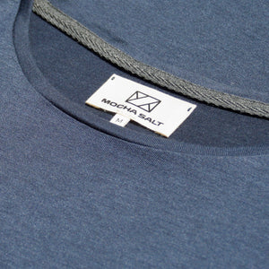 Crew Neck T-shirt Navy
