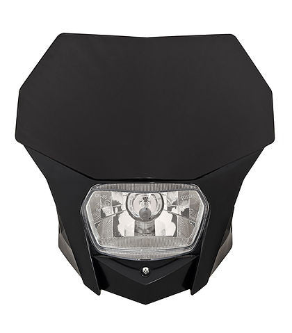 Bagus Headlight Solid Shield