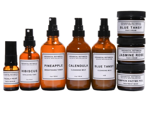 Holistic Spa Collection from Organical Botanical