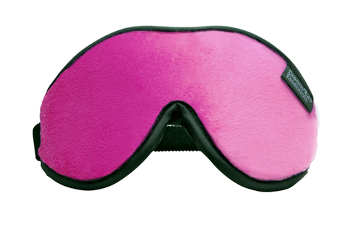 Dream Essentials Escape Luxury Travel Sleep Mask - Hot Pink