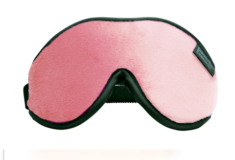 Dream Essentials Escape Luxury Travel Sleep Mask - Princess Pink