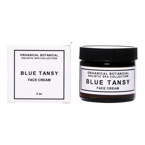 Blue Tansy Face Cream - Holistic Spa Collection
