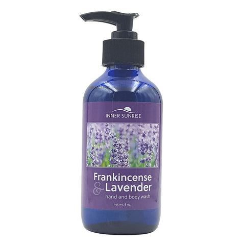 Frankincense & Lavender Hand and Body Wash - ON SALE NOW