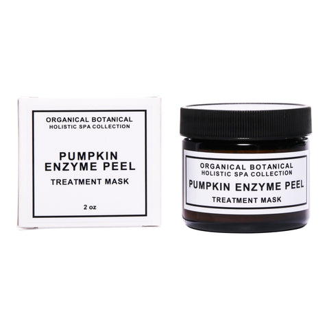 Pumpkin Enzyme Peel Treatment Mask