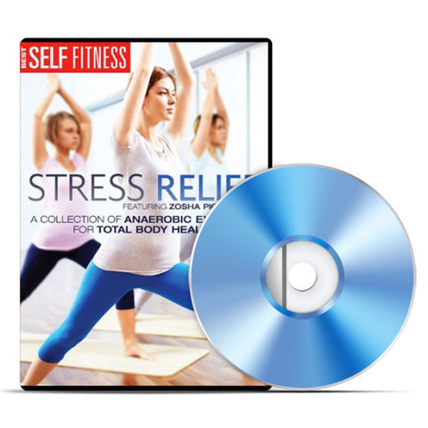 Stress Relief: Total Body Health Workout (Pilates)