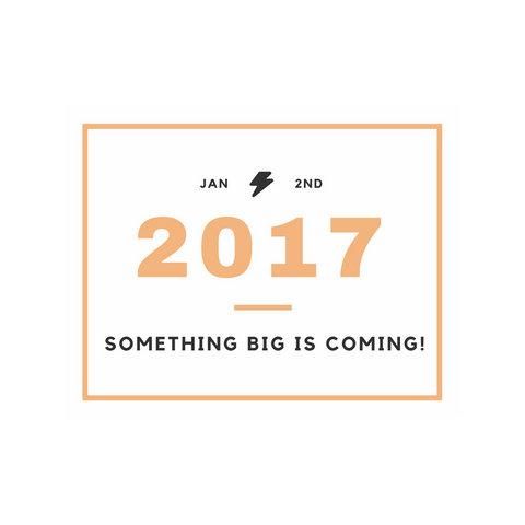 something big is happening our gift to you!