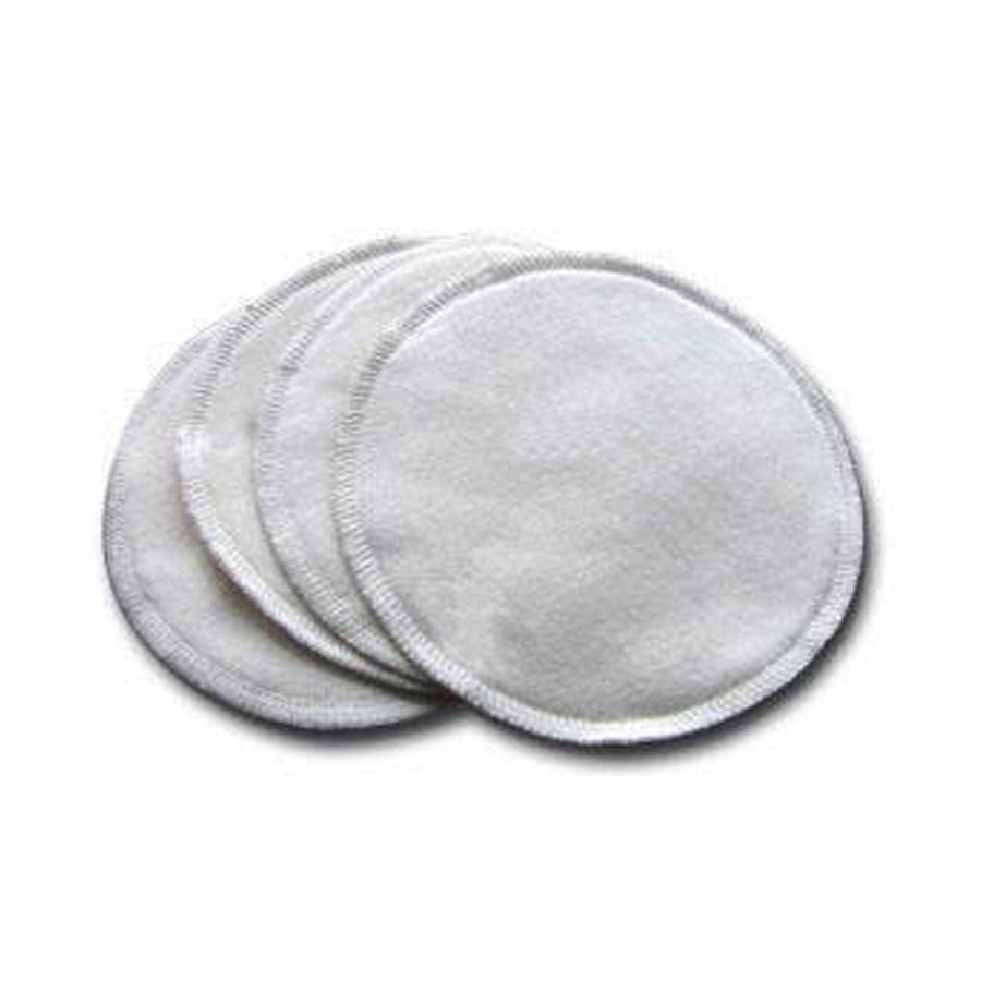 Bamboo Reusable Nursing Pads (set of 4) 2 pairs