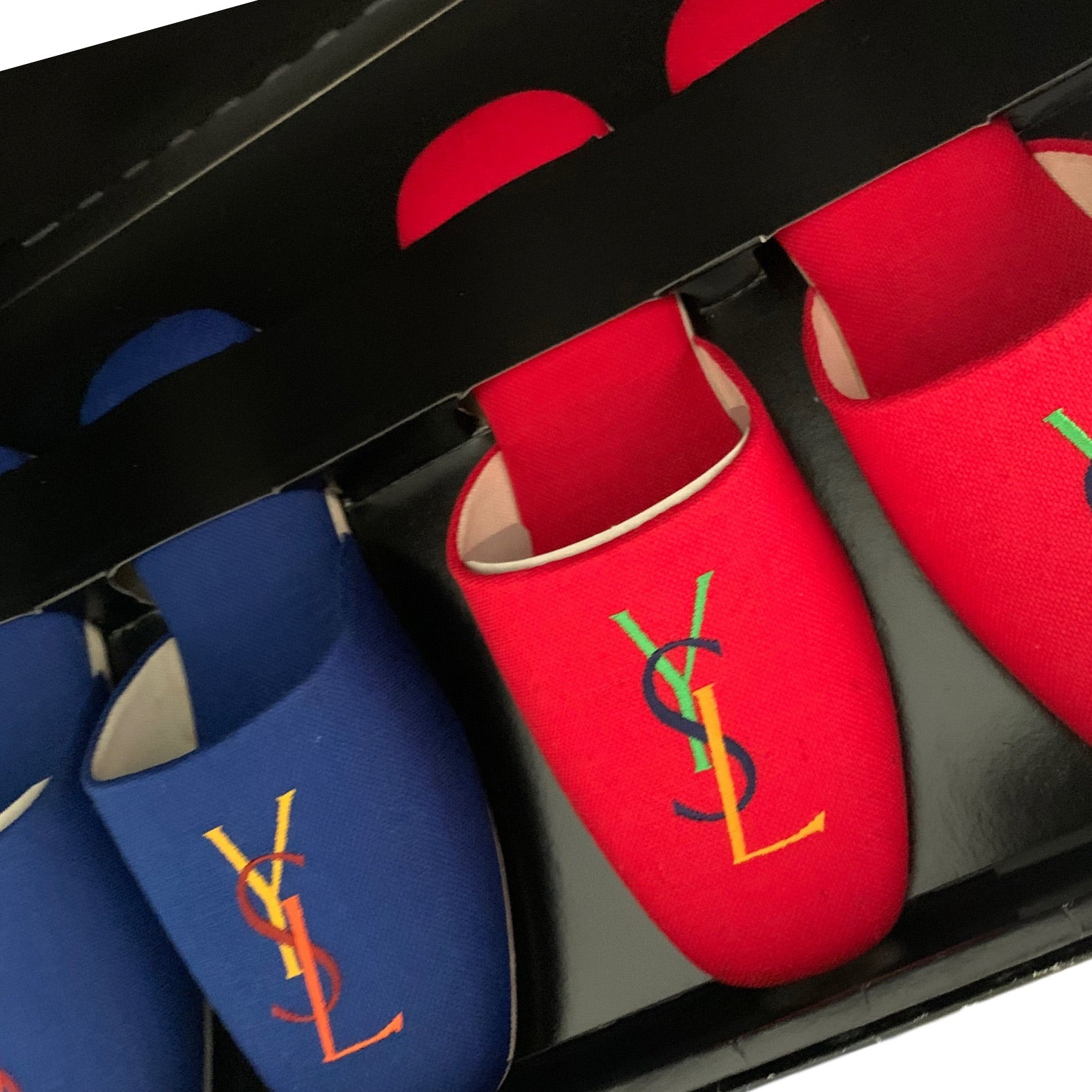 YSL Slipper Box Set