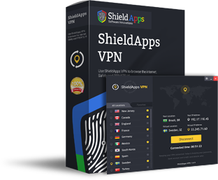 Shieldapps VPN - 12 Months License