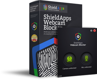 ShieldApps Webcam Blocker - 12 Months license