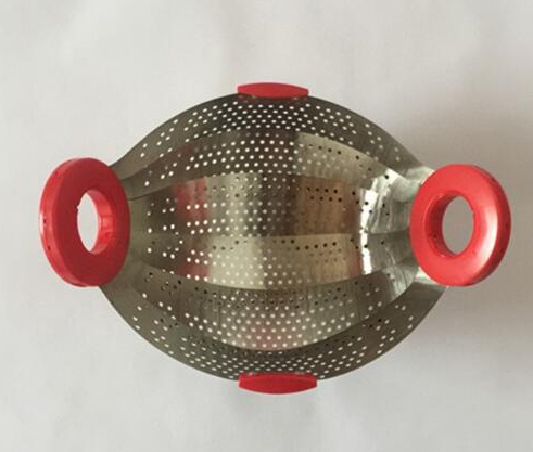 Stainless Steel Smart Collapsible Colander Strainer