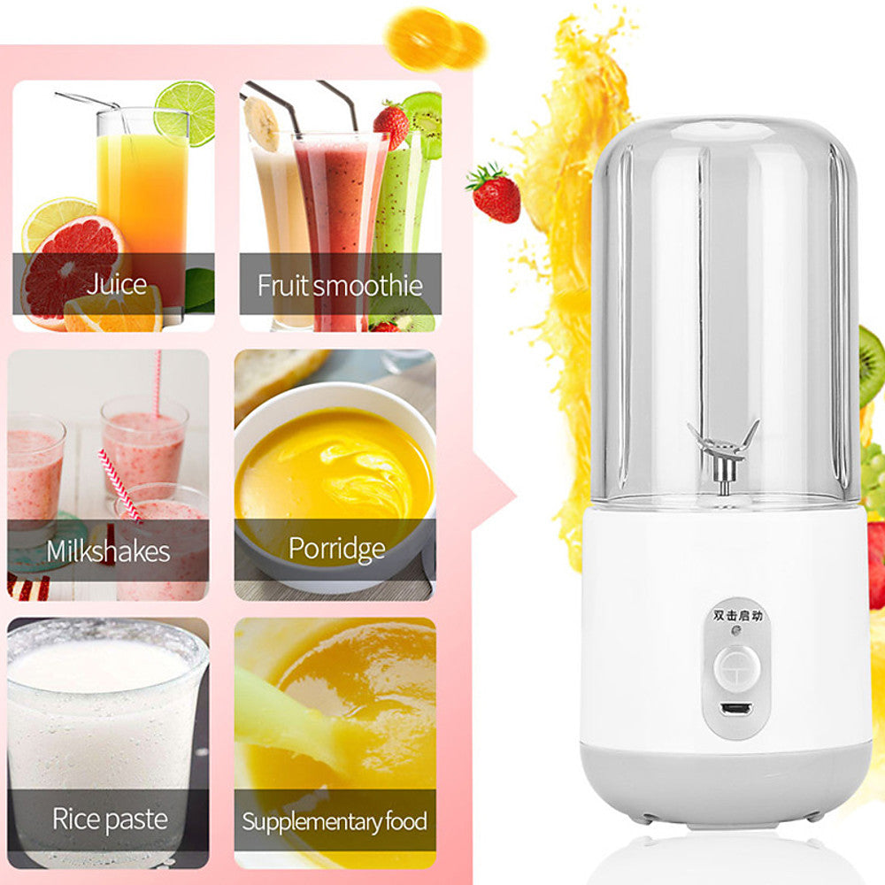 Mini Portable Electric Fruit Smoothie Juice Maker