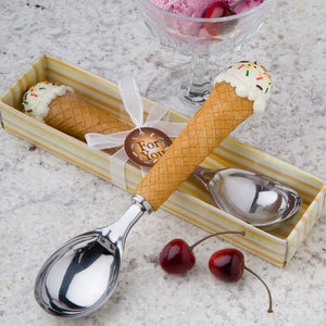Ice Cream Lovers' Collection Ice Cream Scoop - Scarlet Bloom