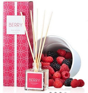 Berry Reed Diffuser 50ml - Scarlet Bloom