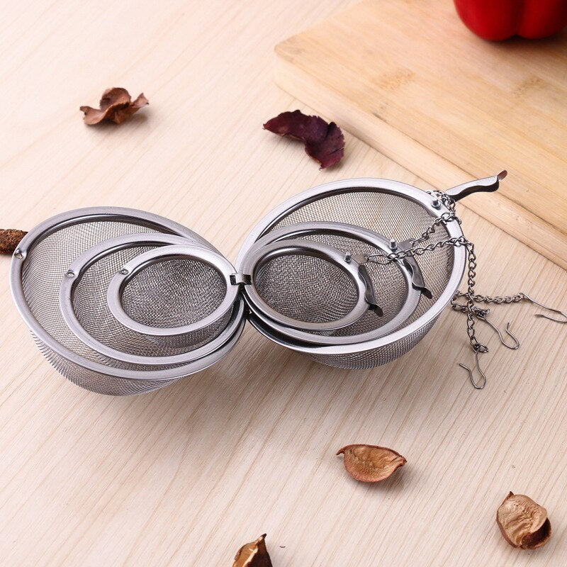 Stainless Steel Mesh Tea Infuser Strainer