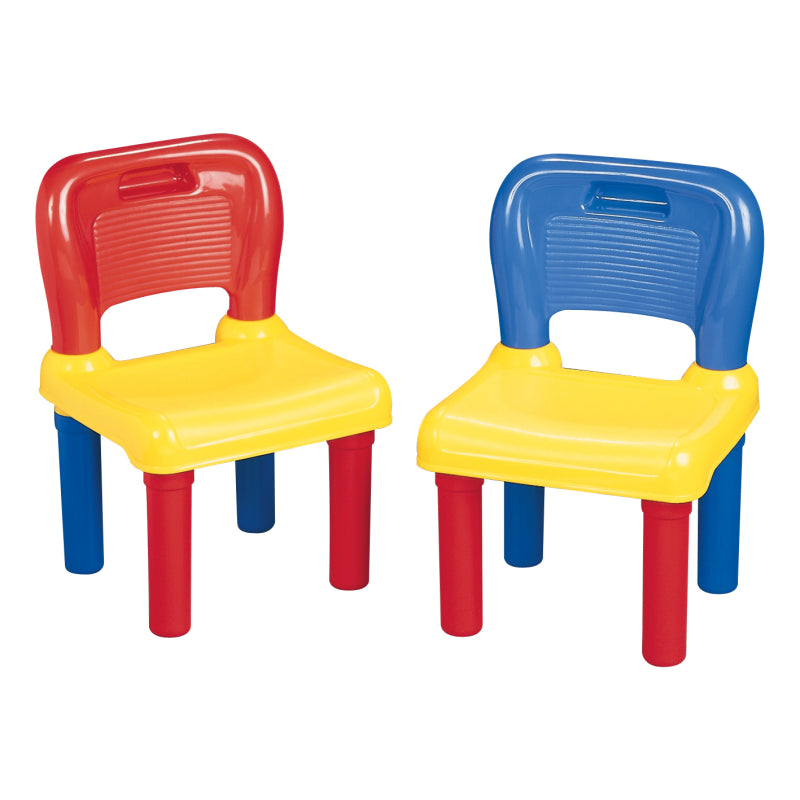 Children's Chairs - 2pc - Scarlet Bloom
