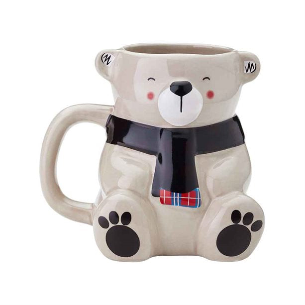 Colour Changing Bear Mug