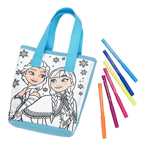 Disney Frozen Colour in Your Own Bag - Scarlet Bloom
