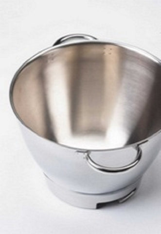 Kenwood Stainless Steel Mixing Bowl With Handles for Major - Scarlet Bloom