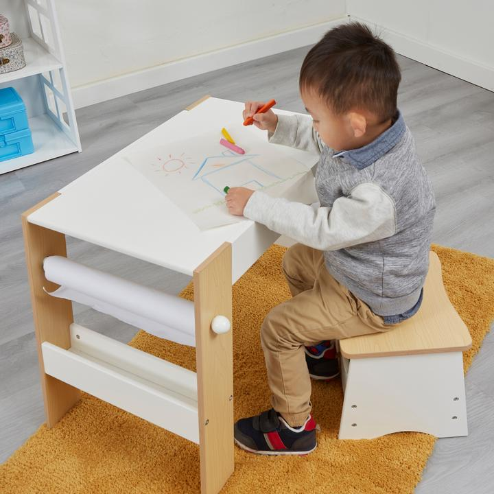 Kids Play Table and Stool Set