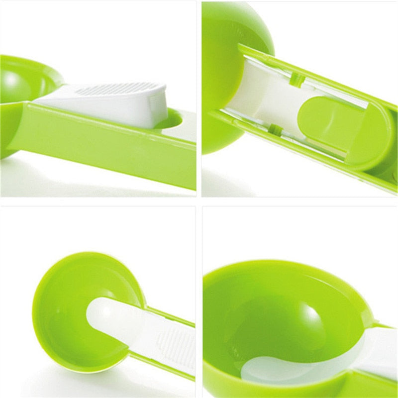 Spherical Shape Ice Cream Scoop
