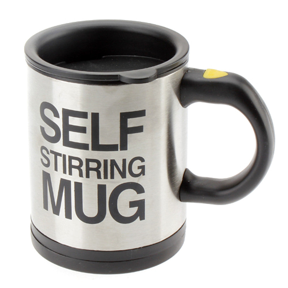 Automatic Electric Smart Stainless Steel Lazy Self Stirring Mug