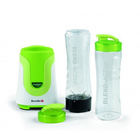 Breville Blend-Active Sports Bottle Smoothie Blender - Scarlet Bloom