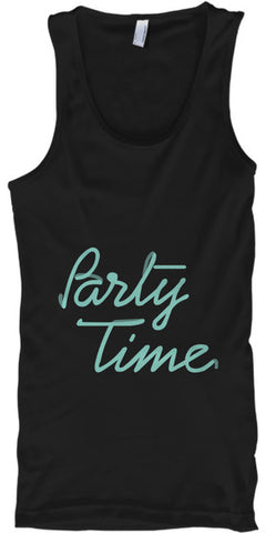 Awesome Party Time Cool For - lkrseller, Tank Tops ,
