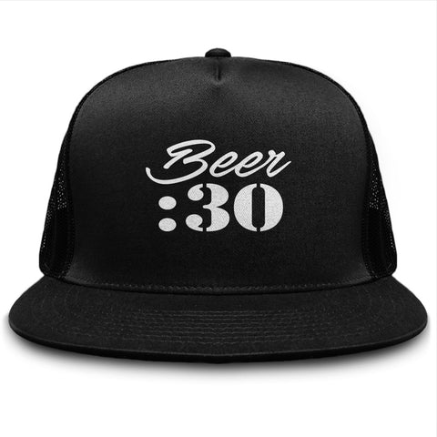 Beer 30 Thirty Funny Drinking Hat - lkrseller, Hat ,